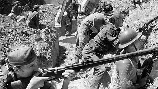 La Guerra Civil Espanyola