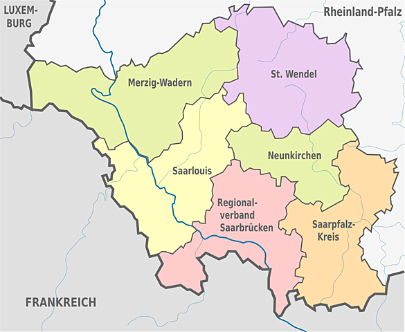 Annexió del Saarland