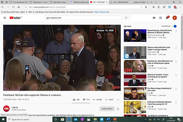 #24. John McCain defends Barack Obama (Recommendation No. 5)