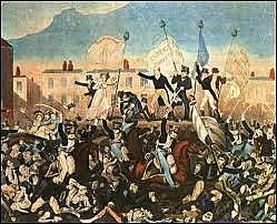 Great Britain: Peterloo Massacre