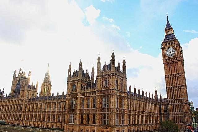 Palacio de Westminister. Parlament Britànic