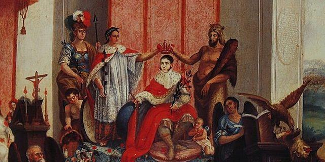 Agustín de Itubide se declara Emperador 1822 - 1823