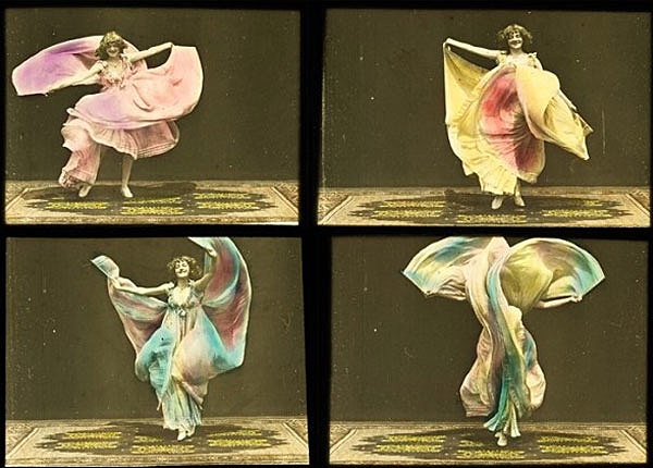 ANNABELLE SERPENTINE DANCE