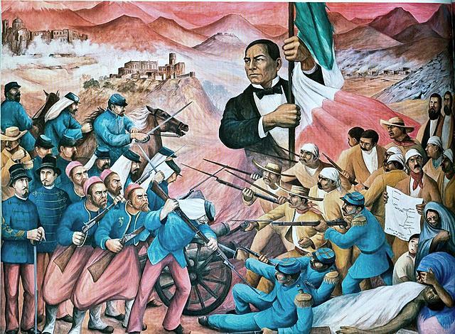 Batalla de Puebla 1862 - 1863