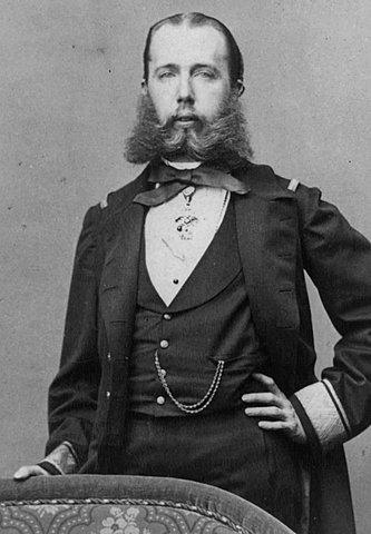 Fusilan a Maximiliano 1867