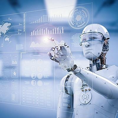 Evolución de las ramas de la robotica - Inteligencia Artificial Unipanamericana timeline