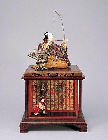 Robots japoneses de la antigüedad