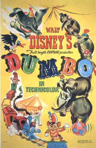 Dumbo and The Reluctent Dragon