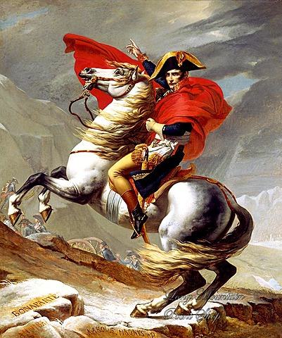 Surge Napoleón Bonaparte
