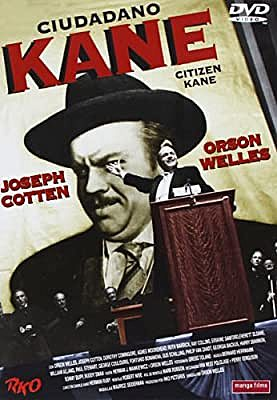 """Orson Welles y """"Ciudadano Kane"""""""