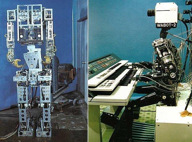 Primerr robot antropomorfo