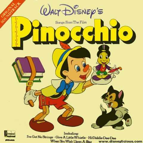 Pinocchio and Fantasia