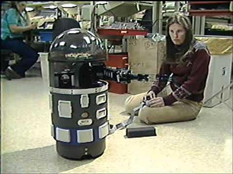 RB5X  robot programable