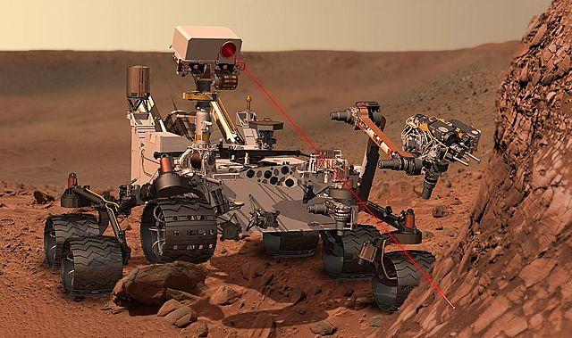 Spirit y Sojourner llega a Marte