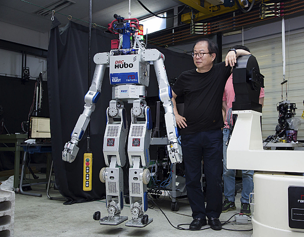 Robot HUBO