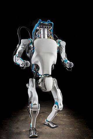 Atlas el robot mas avanzado
