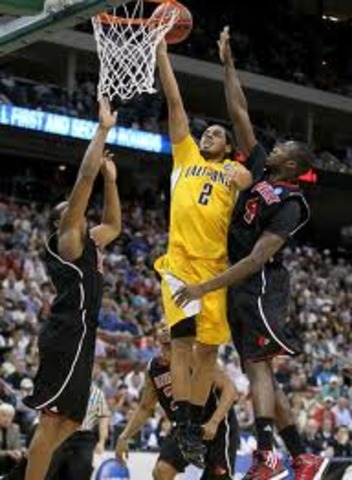 Cal blows out Louisville in first round of 2010 NCAA Tournament