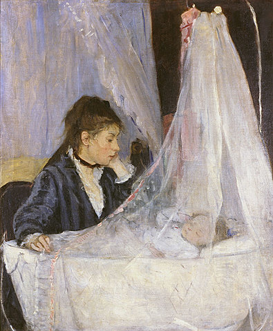 Berhe Morisot: El bressol
