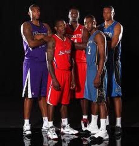 Record 5 UK Players selected in first round of 2010 NBA Draft