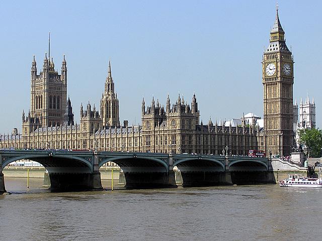 El parlament britànic