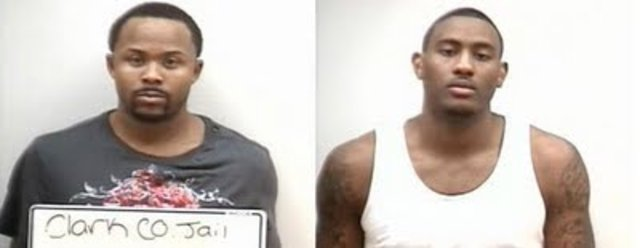 Terrence Jennings and Jerry Smith Arrested in Indiana