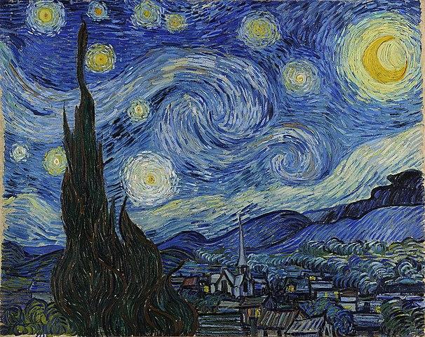Vincent Van Gogh: La nit estrellada