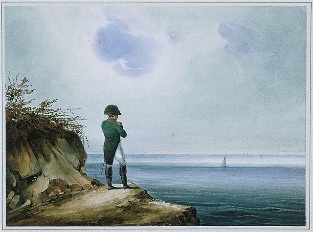 Muere Napoleón