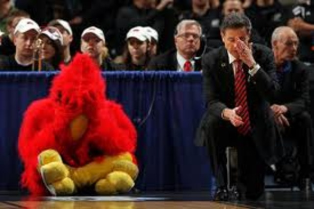 Morehead State upsets Louisville in 2011 NCAA Tournament