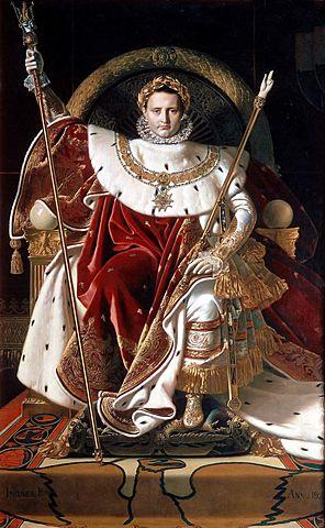 ¡Napoleón emperador!