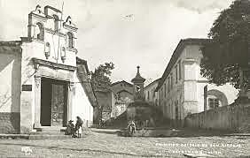 Creación Del Colegio De San Nicolás