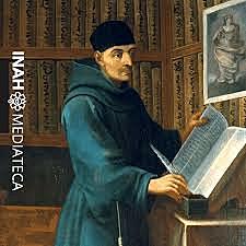 Fray Bernardino Escribe Manuscritos