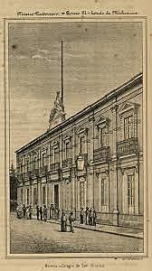 Traslado de Colegio De San Nicolás A Valladolid