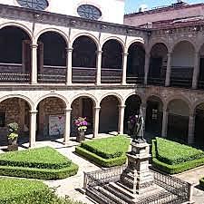 Fundacion de Colegio De San Nicolás