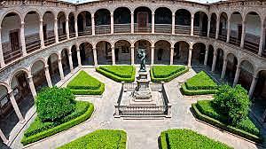 El Colegio De San Nicolás Es Puesto Bajo El Patronato De La Corte.