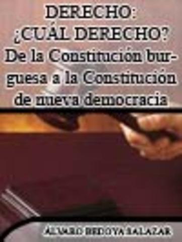 Se implementó una Constitución conservadora