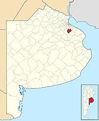 Se Constituye La Provincia De San Vicente.