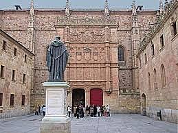 Se Confirmó La Fundación Y Privilegios De Los Estudios De La De Salamanca