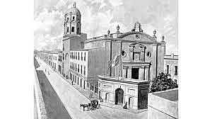 Fundacion del Colegio Máximo De San Pedro Y San Pablo
