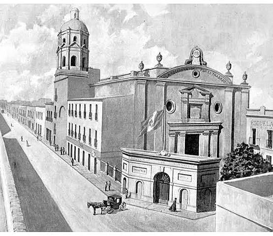 Colegio Máximo de San Pedro y San Pablo
