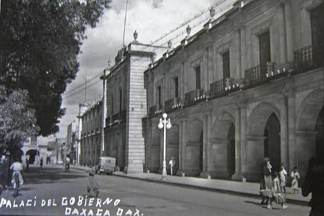 Fundación del colegio Oaxaca