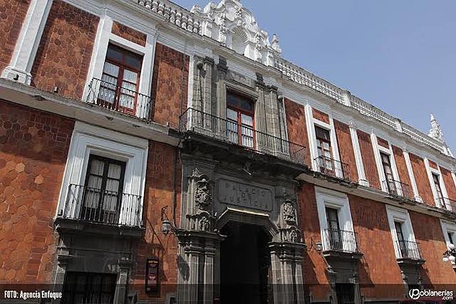 Fundación del Colegio de Puebla
