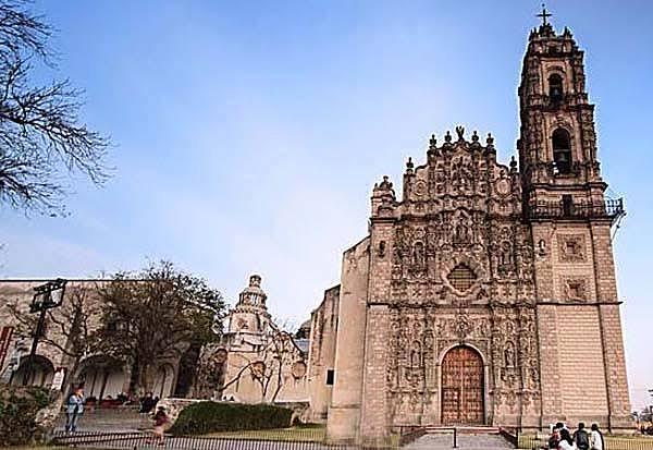 Fundación del Colegio de Tepotzotlán