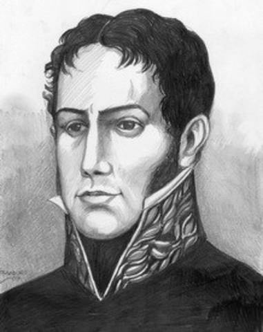 La Reconquista de la Nueva Granada