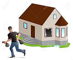El robo en mi casa