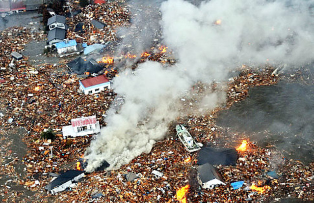 Japan Disaster