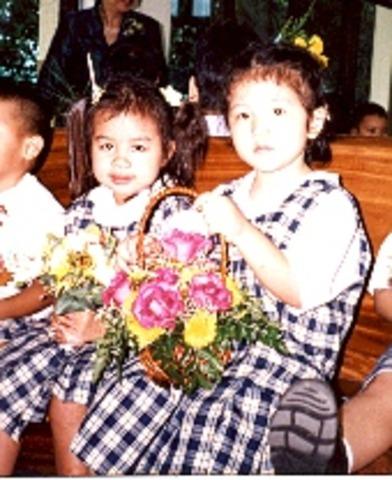 Started Kingergarten