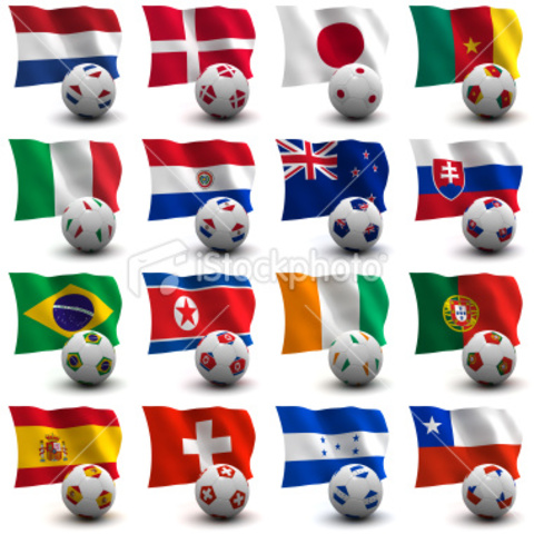 World Cup Soccer!