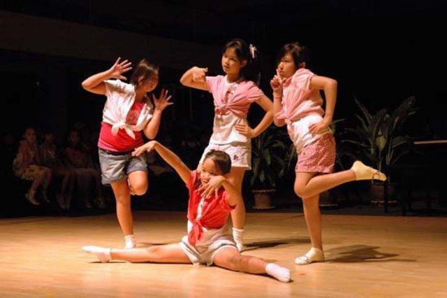 Talent Show! :)
