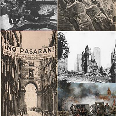 Sublevación Militar y Guerra Civil Tema 14 timeline