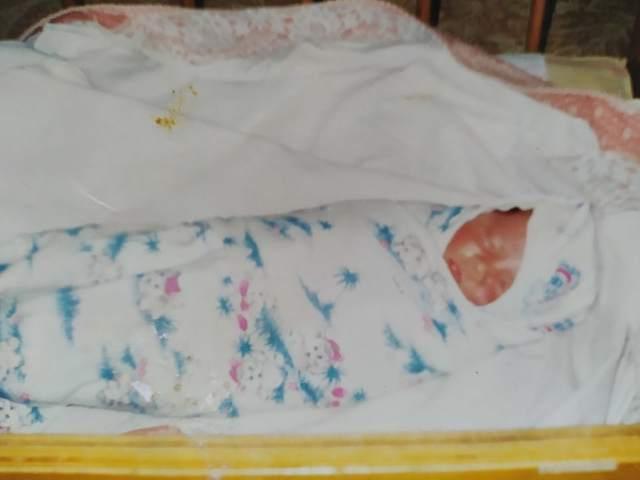 Рождение первой дочери